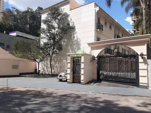 Sobrado Com 3 Dormitórios Para Alugar, 186 M² Por R$ 3.900,00/mês - Vila Andrade - São Paulo/sp - So0123