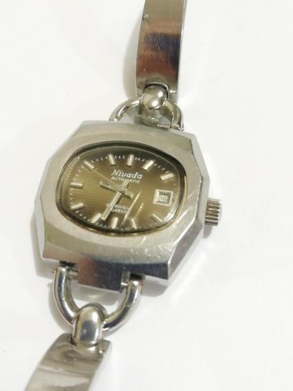 Reloj Nivada Suizo Vintage Dama