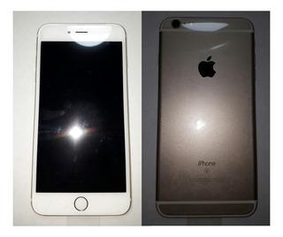 iPhone 6s Plus 64gb Gold Liberado D Fabrica 4g Lte Like New