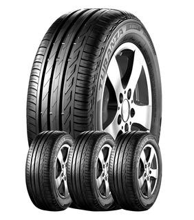 Kit 4u 205/55 R17 Bridgestone Turanza T001 + 6 Cuotas 0% :)