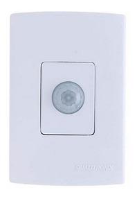Sensor De Presença Iluminação C/ Fotocélula Qualitronix Qi2m