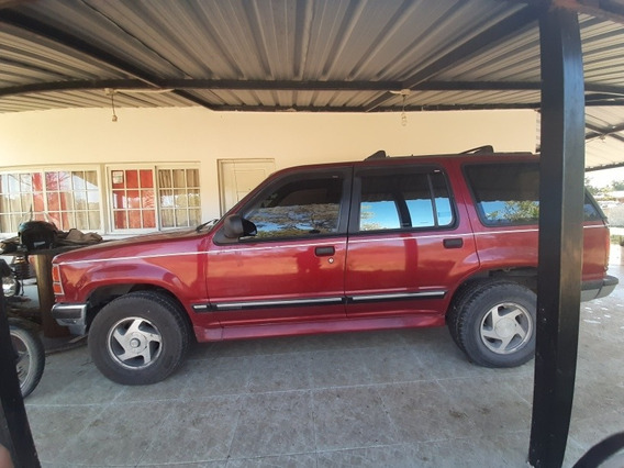 Ford Explorer 4.0 Xlt 4x4 Limited 1995