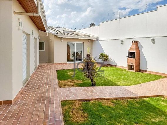 Belíssima Casa Com 3 Dormitórios À Venda, 260 M² Por R$ 730.000 - Nova Itatiba - Itatiba/sp - Ca7680