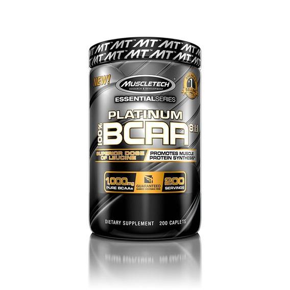 Platinum Bcaa 8:1:1 (200tabs) Muscletech