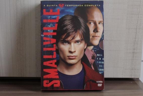 Dvd Smallville 5º Temporada (achados E Descobertas)