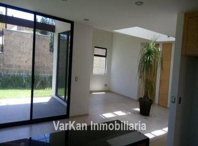 Vk/ Casa En Venta En Real Del Bosque Con Recámara En Pb
