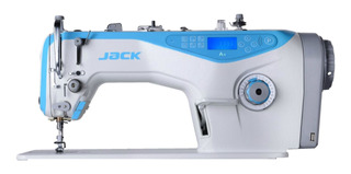 Máquina de coser Industrial Jack A4 A4 Blanco/Celeste 220V