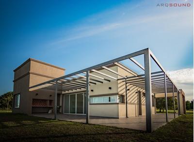 Construcción En Seco Steel Framing Llave En Mano U$s 750/m2