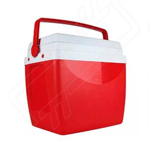 Caixa Termica Mor Vermelha 26lts Vm 3970