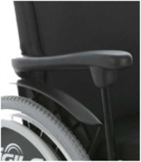 Apoio De Braço Para Cadeira De Rodas Ágile Jaguaribe