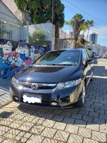 Honda Civic 2007 1.8 Exs Aut. 4p