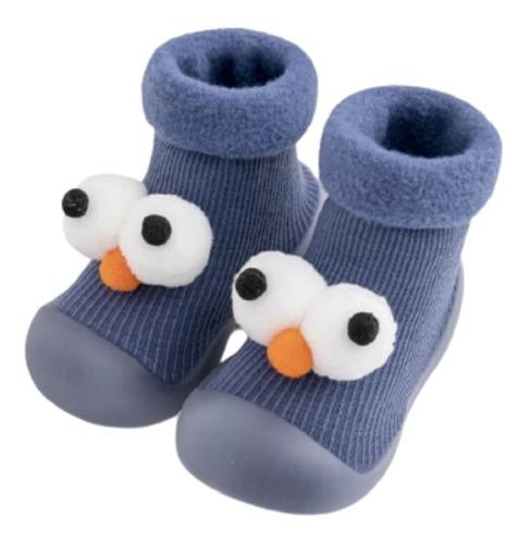 Zapatos Bebe Medias Con Suela Calcetines Antideslizante Baby