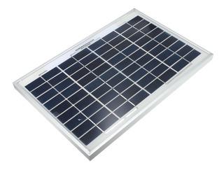 Panel Solar Fotovoltaico 20w Policristal Electrocomponentes