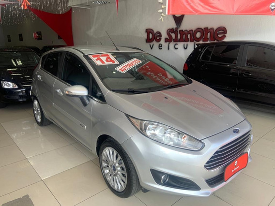 New Fiesta 1.6 Titanium Automatico