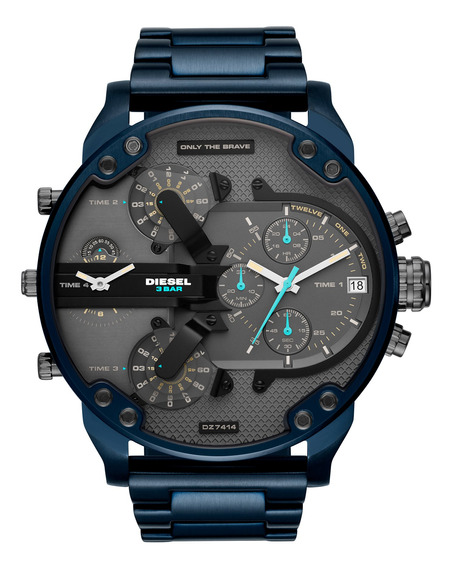 Reloj Diesel Hombre Azul Dz7414