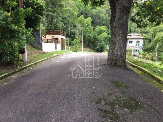 Terreno À Venda, 451 M² Por R$ 150.000,00 - Rio Do Ouro - Niterói/rj - Te0032