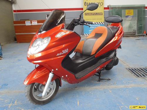 Moto Scooters Ag Elegance 300