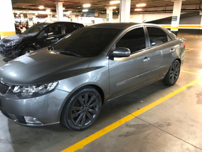 Kia Cerato 1.6 Sx Automático Gasolina Cinza Sx3