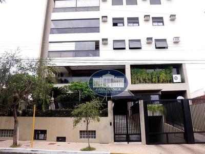 Apartamento Com 3 Dormitórios À Venda, 169 M² Por R$ 570.000 - Vila Mendonça - Araçatuba/sp - Ap0717