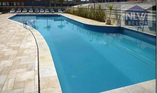 Apartamento Com 3 Dormitórios À Venda, 83 M² Por R$ 660.000,00 - Tatuapé - São Paulo/sp - Ap2437