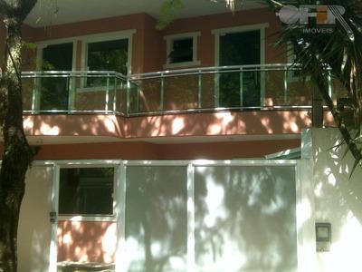 Casa Com 5 Dormitórios À Venda, 295 M² Por R$ 1.950.000 - Charitas - Niterói/rj - Ca0676