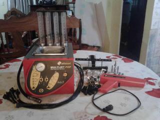 Máquina Para Limpiar Inyectores Alfatest