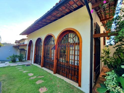 Casa 04 Quartos Mangabeiras (bh) Venda - 10156