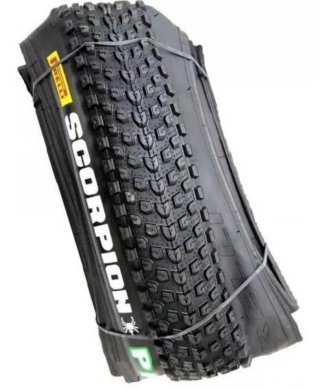 Pneu Bike Pirelli Scorpion Pro Kevlar Aro 29x2.20 Aps Mtb