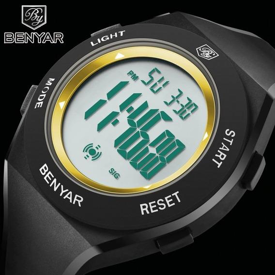 Oferta Relógio Benyar Digital Sport Cronometro Calendário