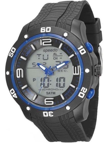 Relógio Speedo Masculino 81142g0evnp1 C/ Garantia E Nf