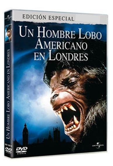 Un Hombre Lobo Americano En Londres Pelicula Dvd