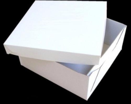 Caja De Torta 25x25