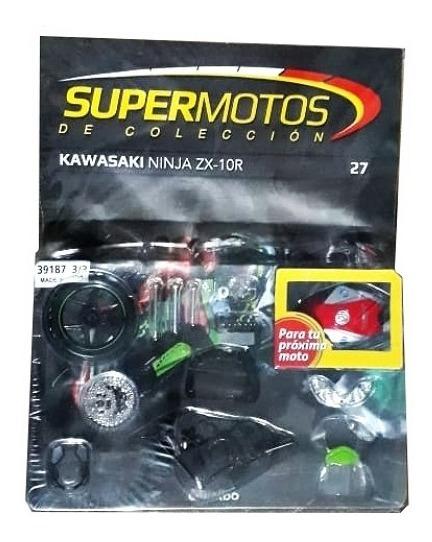 Supermotos De Colección N°27- Kawasaki Ninja Zx-10r, 3/3