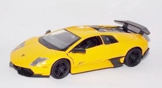 Miniatura Carro Burago Lamborghini Murciélago Lp670 1:36