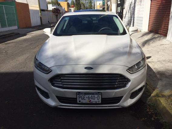 Ford Fussion Se Ta 2016