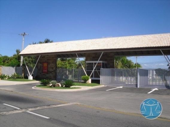 03 Lotes Em Excelente Condominio Fechado Na Praia De Pirangi Do Norte - V-11094