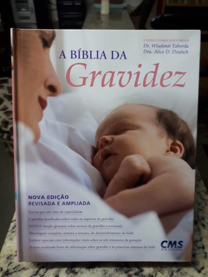 Livro A Biblia Da Gravidez - Taborda Deutsch Raro 3ª Ediçao