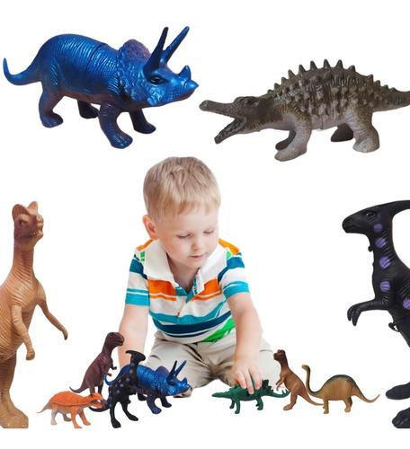 Dinosaurio Dino Juguetes Jugueteria Didactico Prehistoria