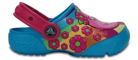 Zapato Crocs Niña Fun Lab Flamingo Clog K