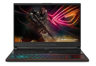 Laptop Gamer Asus Zephyrus S 15.6 I7 16gb 512gb Ssd Gtx1070