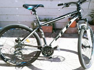 Bicicleta Mbk Slp 100 Pro 27.5 Toda De Aluminio