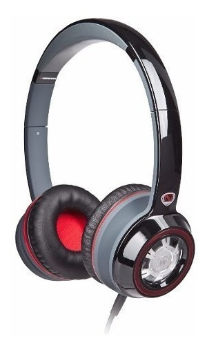 Fone De Ouvido Monster Ntune Ncredible On-ear / X7