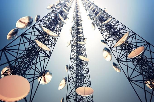 Escalação De Antenas Em Geral