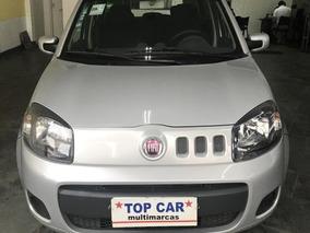 Fiat Uno Vivace 1.0 2016 - Completo - Sem Entrada