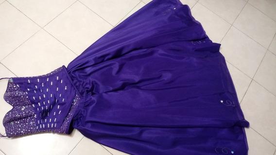 Vestido De Xv Años Color Morado