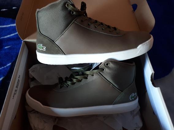 Zapatillas Lacoste Hombre Original