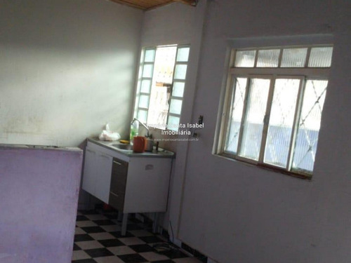 Imagem 1 de 7 de Vende-se Casa No Bairro Do Cruzeiro- Santa Isabel- Sp 888
