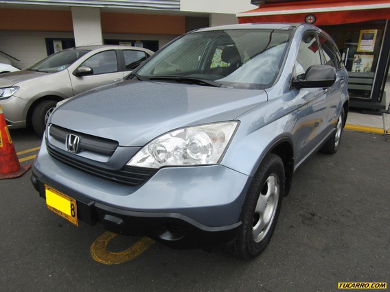 Honda Cr-v Crv Lx 2.4 4x4