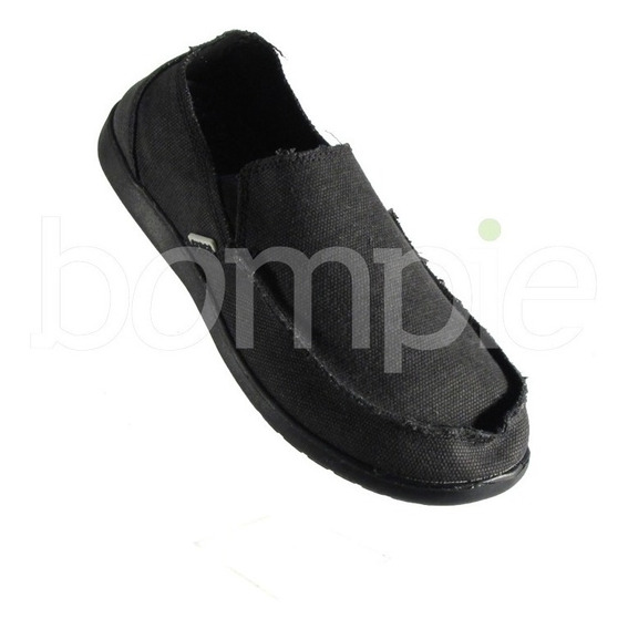 Mocasin Santa Cruz Ms Black/ Black