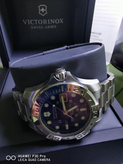 Relógio Victorinox Dive Master 500 Lindo Zero, Baixei!!!